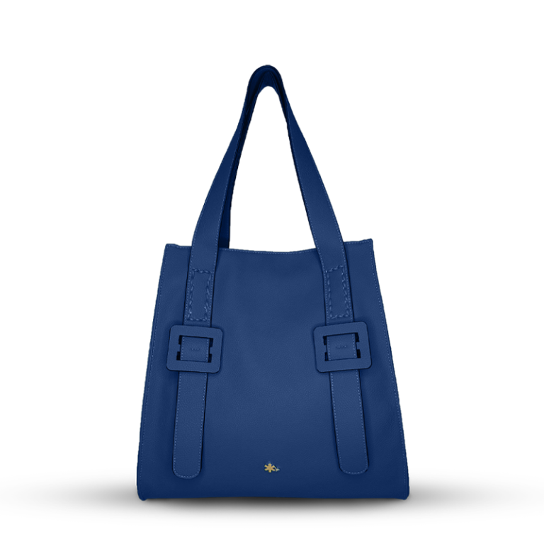 #shopper Selleria Blue Navy - La Zona Trieste